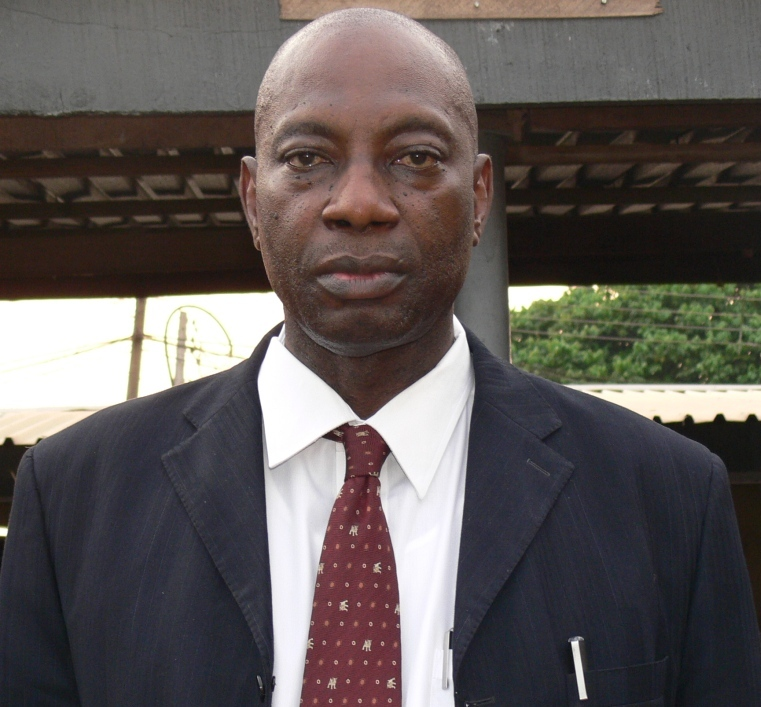 SIR B.O CHUKWUMA DIRECTOR OF ADM AND SEC TO THE BOARD